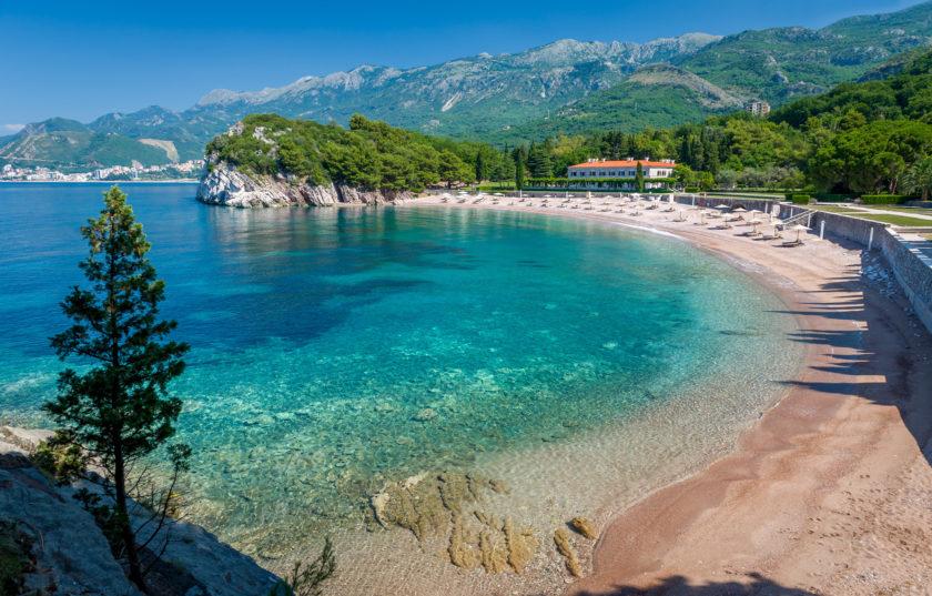 Отдых в августе в Черногории