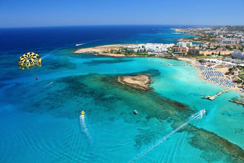 Отдых в августе в Кипре