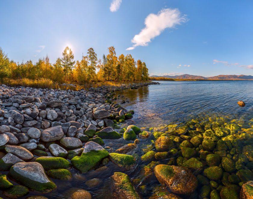 Отдых в августе на Байкале