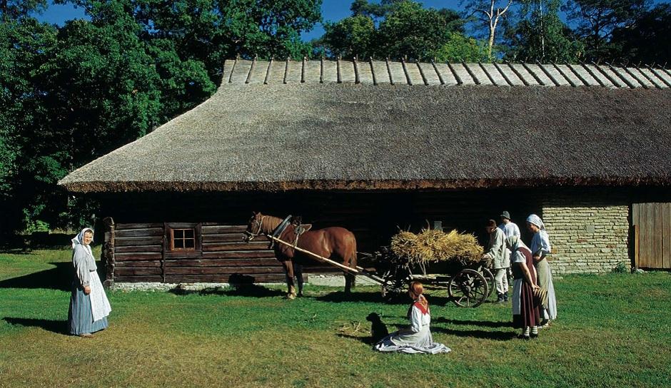 этнографический музей литва