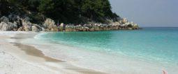 Пять красивейших пляжей в Греции