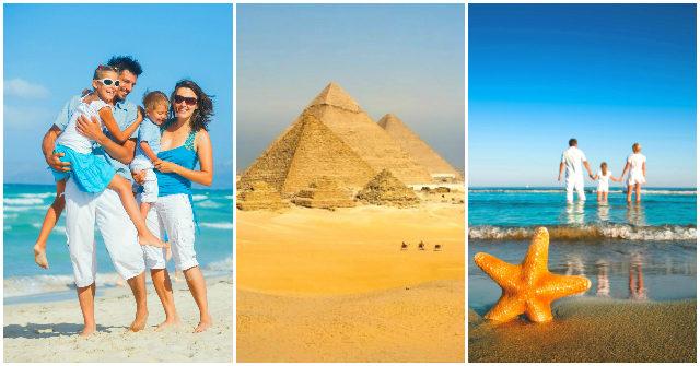 Отдых в Турции и Египте с детьми